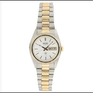 Seiko Accessories - RARE Seiko women's day date Watch